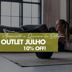 Outlet Julho 10% OFF