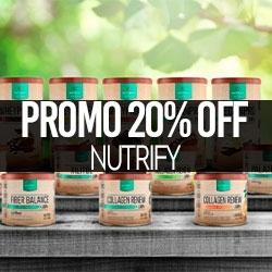 PROMO 20% OFF Nutrify