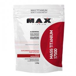 Mass Titanium (1,4Kg)