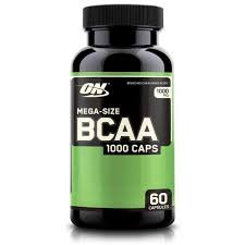 BCAA Mega-Size 1000 (60 Caps)