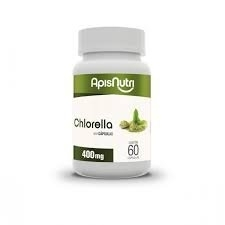 Chlorella 400 mg (60 Caps)